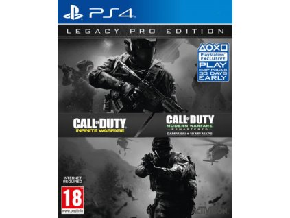PS4 Call of Duty Infinite Warfare (Legacy Pro Edition)