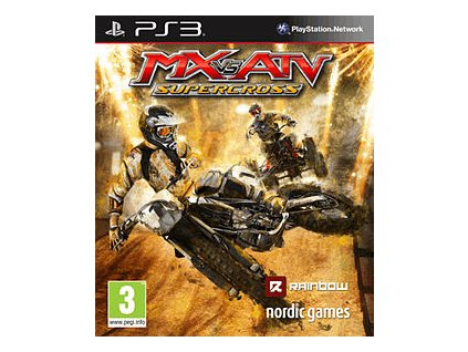 PS3 Mx vs. ATV: Supercross (nová)