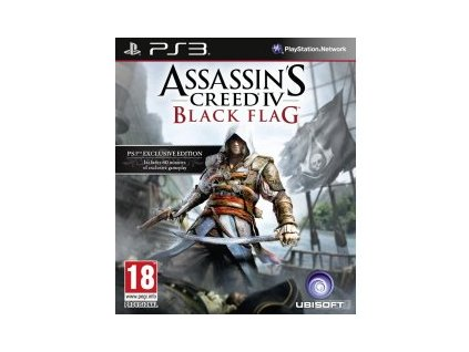 PS3 Assassin's Creed IV: Black Flag