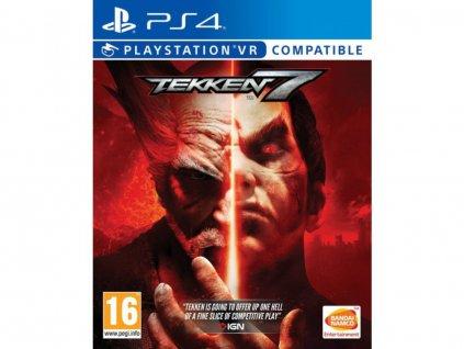 PS4 Tekken 7 (nová)