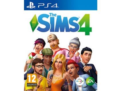 PS4 The Sims 4 (nová)