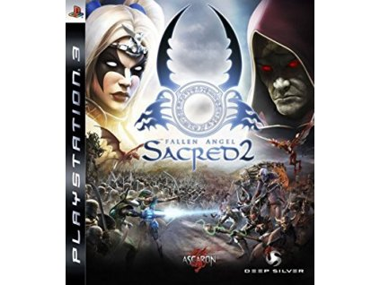 PS3 Sacred 2: Fallen Angel