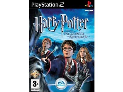PS2 Harry Potter A Vězeň Z Azkabanu