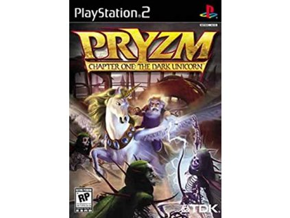 PS2 Pryzm Chapter One - The Dark Unicorn