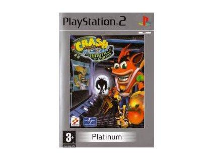 PS2 Crash Bandicoot Wrath of Cortex PLATINUM