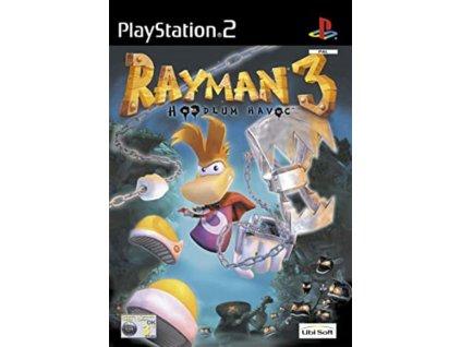 PS2 Rayman 3: Hoodlum Havoc