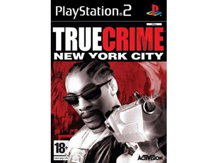 PS2 True Crime: New York City