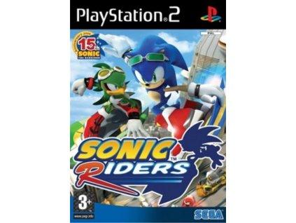PS2 Sonic riders