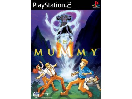 PS2 The Mummy