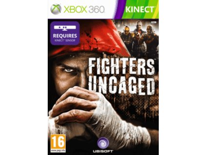 XBOX 360 Fighters Uncaged