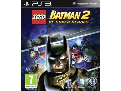 PS3 LEGO Batman 2: DC Super Heroes