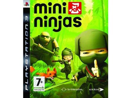 PS3 Mini Ninjas
