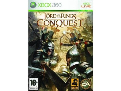 XBOX 360 Lord Of The Rings: Conquest