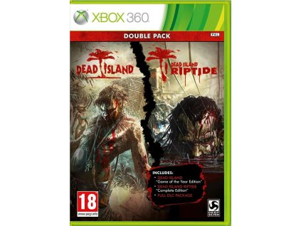 XBOX 360 Dead Island Double Pack
