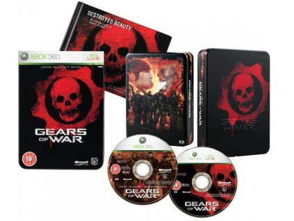 XBOX 360 Gears of War: Limited Collector's edition