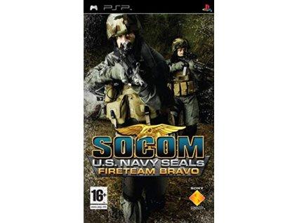 PSP SOCOM U.S. Navy SEALs Fireteam Bravo