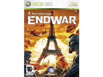 XBOX 360 Tom Clancys: End War