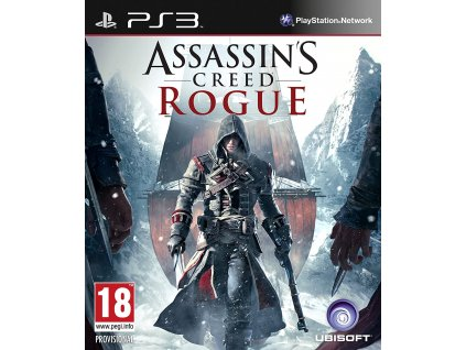 PS3 Assassin's Creed Rogue