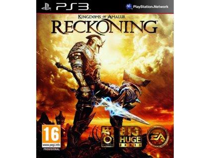 PS3 Kingdoms of Amalur: Reckoning