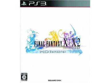 PS3 Final Fantasy XX2 HD Remaster