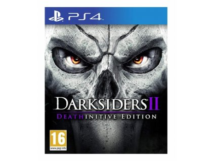 PS4 Darksiders 2 (Deathinitive Edition)