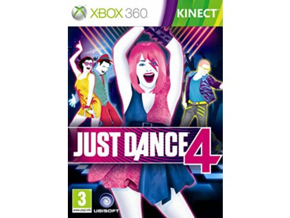 XBOX 360 Just Dance 4