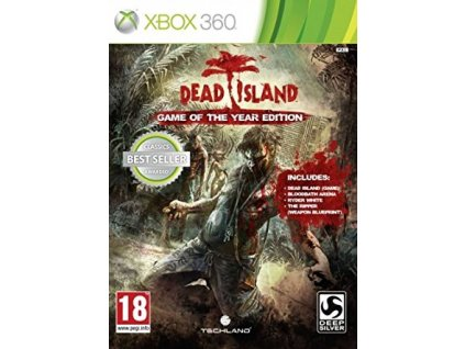 XBOX 360 Dead Island: Game of the Year Edition