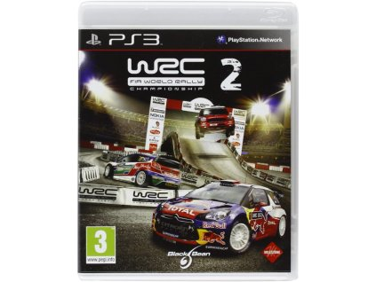 PS3 WRC 2 FIA World Rally Championship