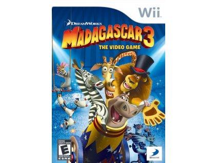 Wii Madagascar 3