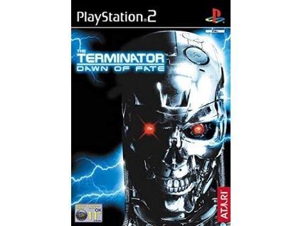 PS2 Terminator: Dawn of Fate
