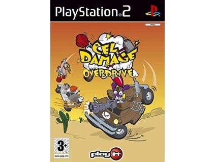 PS2 Cel Damage Overdrive