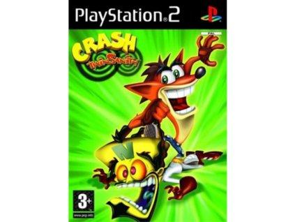 PS2 Crash Twinsanity