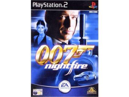 PS2 James Bond 007: Nightfire