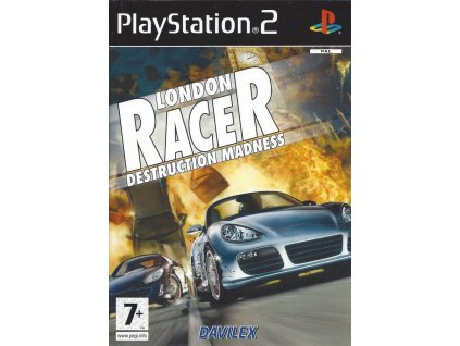 PS2 London Racer: Destruction Madness