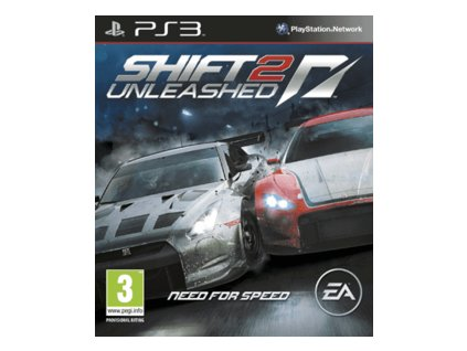 PS3 Shift 2 Unleashed: Need for Speed
