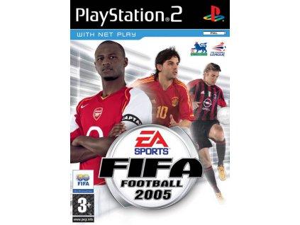 PS2 FIFA fotball 2005