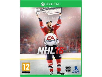 XBOX ONE NHL 16 CZ (nová)