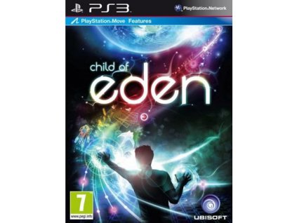 PS3 Child of Eden - Move