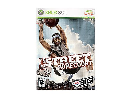 XBOX 360 NBA Street Homecourt