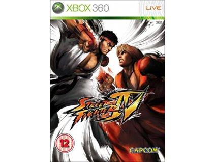 XBOX 360 Street Fighter IV