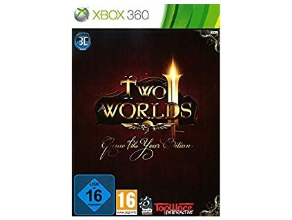 XBOX 360 Two Worlds II -  Game of the Year Edition