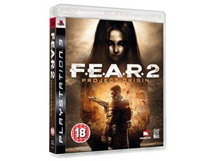 PS3 F.E.A.R 2: PROJECT ORIGIN
