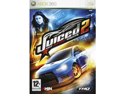 XBOX 360 Juiced 2: Hot Import Nights