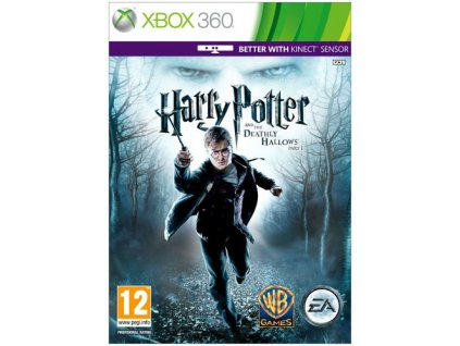 XBOX 360 Harry Potter and The Deathly Hallows - Part 1