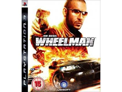 PS3 Wheelman