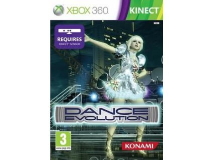 XBOX 360 Dance Evolution