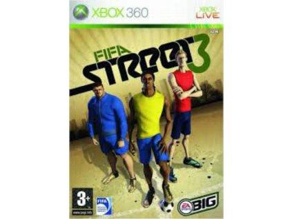 FIFA Street 3 (Xbox 360)
