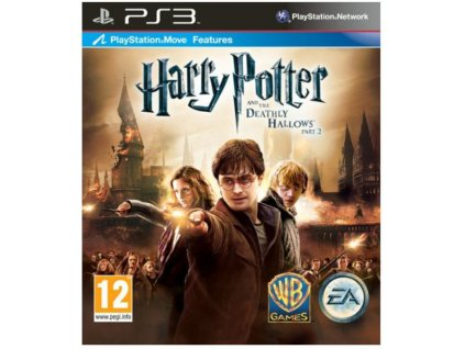 PS3 Harry Potter and the Deathly Hallows Part 2