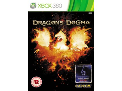 XBOX 360 Dragon's Dogma