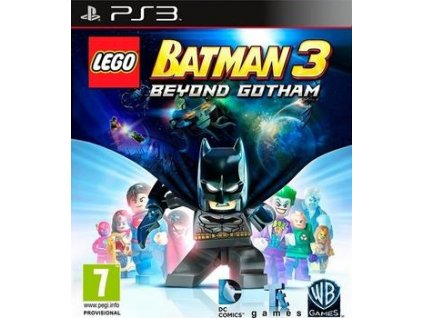 PS3 LEGO Batman 3: Beyond Gotham